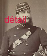A Voir CDV Second Empire-cavalier? Photo Durand à Lyon - Guerre, Militaire