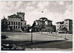 """NERVESA  DELLA  BATTAGLIA:  PIAZZA  """" LA  PIAVE """"  -  FOTO  -  FG - Treviso"""