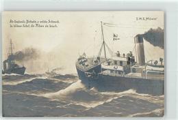 53022786 - SMS Moewe - Warships