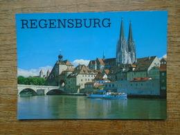 Allemagne , Regensburg - Regensburg