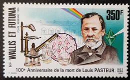 Wallis Et Futuna - YT Aérien N°186 - Louis Pasteur - 1995 - Neuf - Ongebruikt
