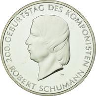 République Fédérale Allemande, 10 Euro, 2010, FDC, Argent, KM:288 - Allemagne