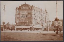 AK - Austria, WIEN / VIENNA, Krystall Cafe, Fotografische Postkarte 1907 - Wien Mitte