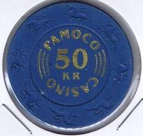 Casino Chip 50KK Casino Pamoco Sweden - Casino