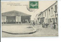 La Mothe-Achard-Les Halles - La Mothe Achard