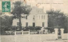 CPA 33 Gironde Soulac-sur-Mer Chateau Gergovia - Soulac-sur-Mer