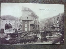 ANNONAY   Le Pont De Deûme  TBE - Annonay