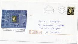 FRANCE P.A.P.  TSC DE VITRY 2003 - Prêts-à-poster: TSC Et Repiquages Semi-officiels
