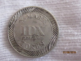 Germany: X. Mark IDX Token - Firma's