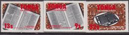 Tonga 1981 - Christmas Natale Set MNH - Natale