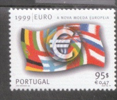 2326 Einführung Des € MNH ** Postfrisch - 1910-... République
