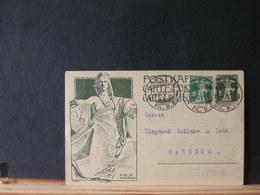 A9398 CP     SUISSE 1958 - Entiers Postaux