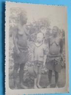 CONGO Culture / Cultuur ( 5 Photo : Format +/- 12 X 8,5 Cm / Anno 1950 / 60 ) See / Voir / Zie > Photo ! - Afrique