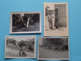 Mission / Missie In CONGO Culture / Cultuur ( 4 Photo : Anno 1950 / 60 ) See / Voir / Zie > Photo ! - Afrique