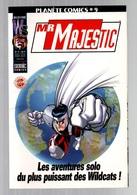 Planète Comics N°9 Mr Majestic Les Aventures Solo Du Plus Puissant Des Wildcats De 2000 - Bücher, Zeitschriften, Comics