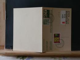 A9402 CP     SUISSE 1971  AVEC REPONSE - Interi Postali