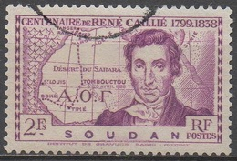 SOUDAN  __N° 101  __OBL  VOIR SCAN - Soudan (1894-1902)