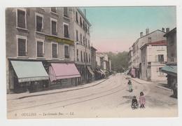 BO382 - OULLINS - La Grande Rue - Chapellerie Nationale - Oullins