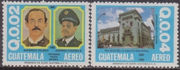 Guatemala Army Uniforms Police Set MNH - Militaria