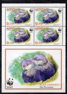 AITUTAKI  Timbres Neufs ** De 2002  ( Ref 6459 ) Oiseaux - Aitutaki