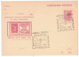RB20 Genova 30°della Resistenza, Patrioti Valle Bormida Italia 1975 - Militaria