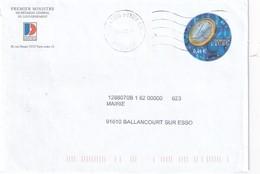 FRANCE P.A.P. TSC PARIS 2002 - Entiers Postaux