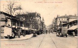 54 - NANCY -- Place Du Marché - Rue Raugraff - Nancy