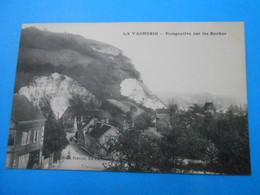 27 ) La Vacherie - Perspective Sur Les Roches  - Année  - EDIT - Prevost - France