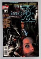The X Files N°21 Family Portrait Part 2 The Camera Eye De 1996 - Livres, BD, Revues