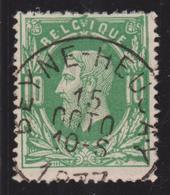 30 SC. BEYNE-HEUSAY 1877 - 1869-1883 Léopold II