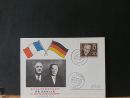 A9416 DOC.    ALLEMAGNE - De Gaulle (General)