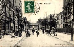 94] Val De Marne  Ablon Sur Seine  / RUE DU BAC - Ablon Sur Seine