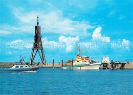 73278904 Motorboote Seenotrettungskreuzer Arwed Emminghaus Cuxhaven Kugelbake  M - Sin Clasificación