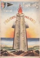 """Cartolina - Postcard /  Viaggiata - Sent /  Battaglione D'Assalto """" Carroccio """" - Reggimenti"""