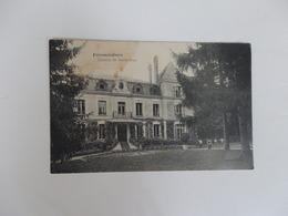 Faremoutiers, Château De Sainte-Fare. - Faremoutiers