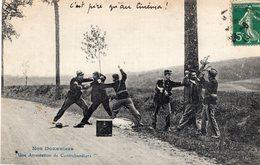 3050 Cpa Nos Douaniers - Une Arrestation De Contrebandiers - Douane