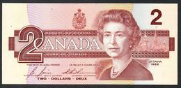 Canada 2 Dollar 1986 UNC - Canada