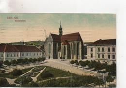 Cpa.Tchéquie.Brünn.1909.Klosterplatz - Tchéquie