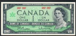 Canada 1 Dollar 1967 UNC - Canada