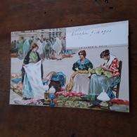 Cartolina Postale Illustrata 1900, R. Tafuri. Venezia - Illustrators & Photographers