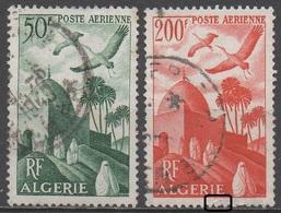 ALGERIE  __N° PA 9  Et 11__OBL  VOIR SCAN - Algérie (1924-1962)