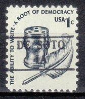 USA Precancel Vorausentwertung Preo, Locals Iowa, De Soto 882 - Vereinigte Staaten