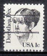USA Precancel Vorausentwertung Preo, Locals Iowa, Dewar 841 - Etats-Unis