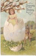 Joyeuses Pâques -  1906 - Easter