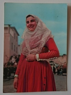 COSTUMI SARDI - FOLKLORE - OSILO (SASSARI) - SPOSA - Costumes Vg - Costumi
