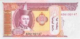 20 Tugrik Mongolei 2005 UNC - Mongolei