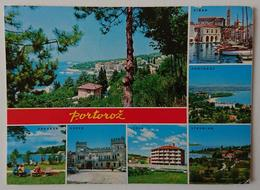 PORTOROZ - YUGOSLAVIA (SLOVENIA) - Multiview -   Vg - Jugoslavia