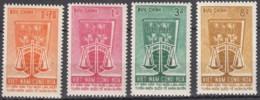 Du N° 226 Au N° 229 Du Vietnam Du Sud - X X - ( E 1922 ) - Vietnam
