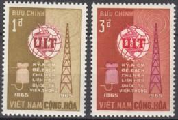 N° 259 Et N° 260 Du Vietnam Du Sud - X X - ( E 1815 ) - Vietnam