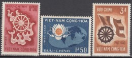 Du N° 256 Et N° 258 Du Vietnam Du Sud - X X - ( E 643 ) - Vietnam